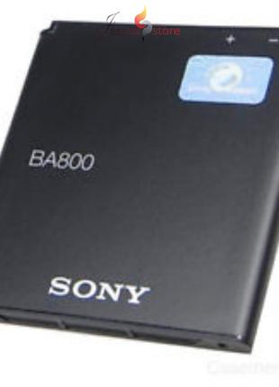 Аккумулятор (BA800) для Sony Xperia V (LT25i) Xperia S (LT26i)...