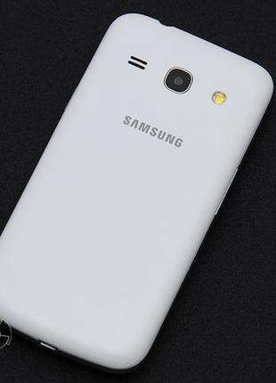 Задняя крышка для Samsung G350E Galaxy Star Advance Duos (Whit...