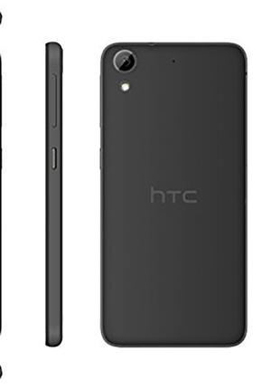 Задняя крышка для HTC 626 Desire (626G Desire Dual Sim) (Black...