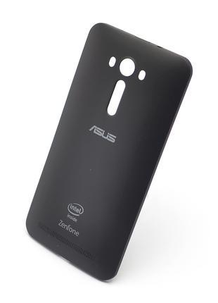 Задняя крышка для Asus ZenFone 2 Laser (ZE550KL) (Black) Original