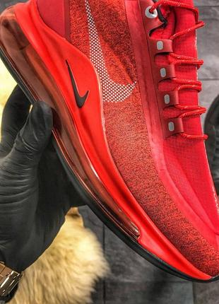 🔥nike air max 720 red new 2019🔥мужские красные кроссовки найк,...