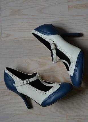 Туфлі t.u.k 37 розмір, устілка 24,5 см.