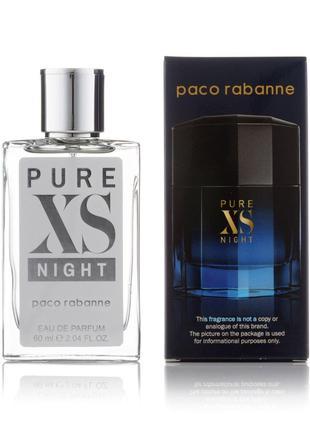 Paco Rabanne Pure XS Night - Travel Spray 60ml