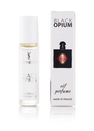 Yves Saint Laurent Black Opium - Масло 10 мл