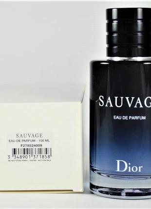 CD Sauvage edp 100ml Tester