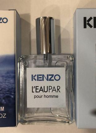 Kenzo L`eau par Kenzo pour homme - Voyage 35ml