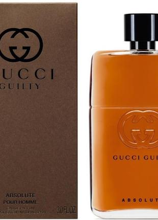 Gucci Guilty Absolute pour Homme EDP 90 ml (лиц.)