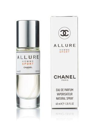 Chanel Allure Homme Sport - Tube Aroma 40ml