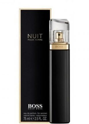 Hugo Boss Nuit pour Femme EDP 75 ml (лиц.)