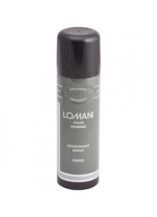 Lomani Parfums Parour Men Дезодорант 200 ml арт.32646