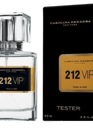 Carolina Herrera 212 VIP Women - Tester 63ml