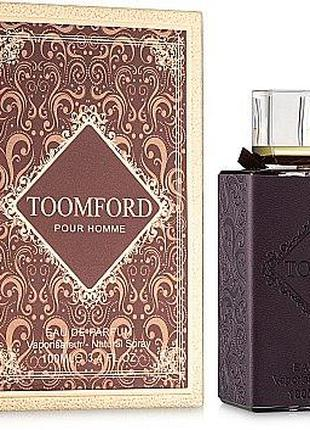 Fragrance World Toomford pour homme edp 100ml
