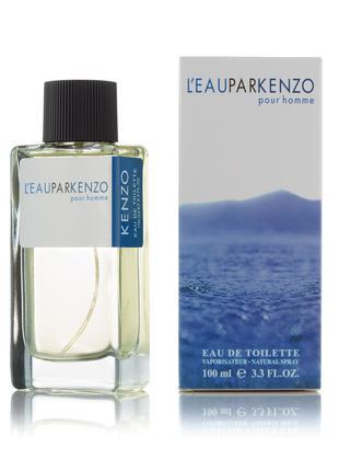Kэnzo L`eau par Kэnzo pour homme - Travel Spray 100ml