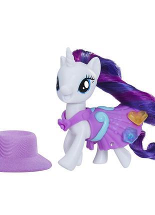Игровой набор Hasbro My Little Pony Рарити с аксессуарами (E19...