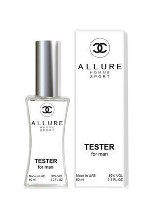 Chanel Allure Homme Sport - Tester 60ml