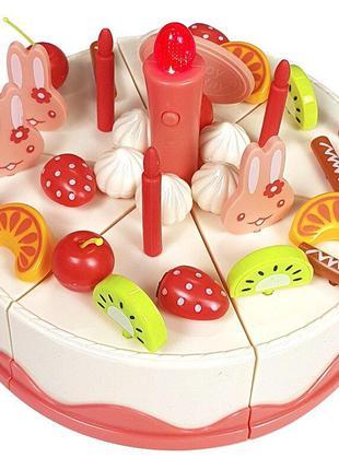Игровой набор продуктов «Праздничный торт» (889-146)