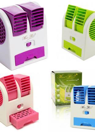 Переносний вентилятор настільний вентилятор переносний охолоджува