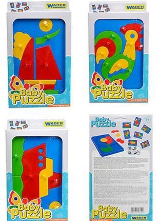Игрушка развивающая Беби пазлы, 39340, для детей от 1 года