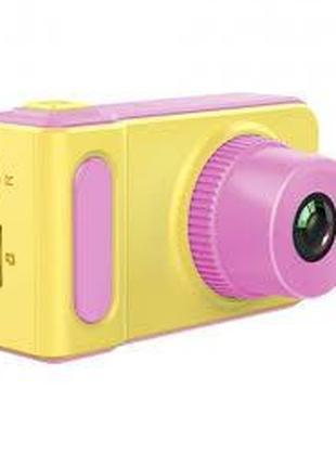 Фотоаппарат детский MHZ Photo Camera Kids v7 5369 Детская каме...