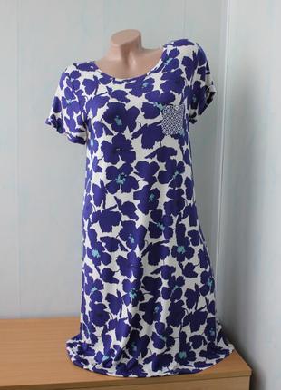 Ночная рубашка (домашнее платье) marks & spencer
