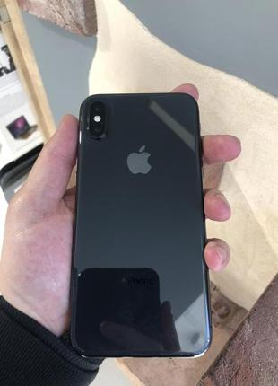 Used iPhone X 64Gb Space Gray