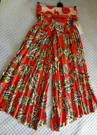 Молодежная юбка -брюки