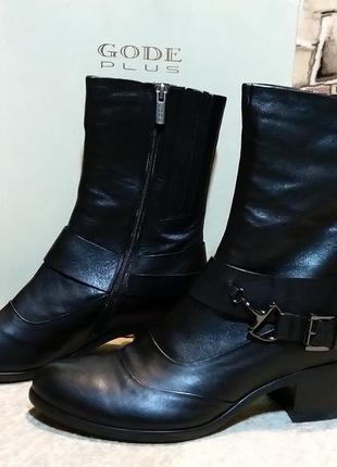 Шикарные ботинки зима италия, супер качество, на узкую ногу, н...