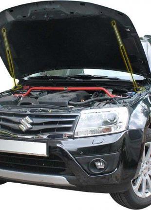 Газовый упор капота Suzuki Grand Vitara 2 (2005+) (2 шт)