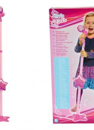 Микрофон для девочек с разъемом для MP3-плеера Simba (6830691)