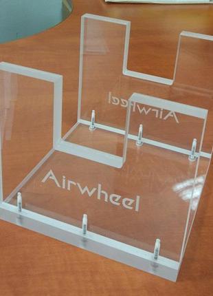 Акриловый демонстрационный стенд Airwheel для моноколеса (01.0...