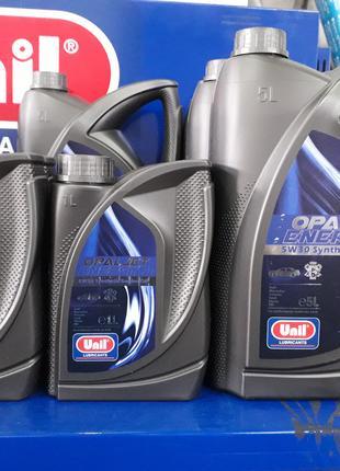 Моторное масло Unil Opaljet Energy 3 5w-30 1л