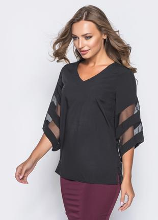 Блузка в двух цветах