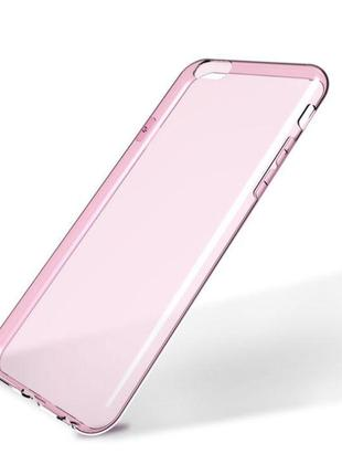 Чехол-накладка Smartcase TPU для iPhone 6/6S pink