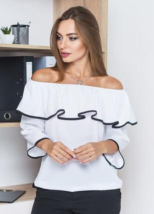 Блуза романтичная