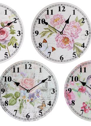 Часы настенные деревянные BonaDi 487-307