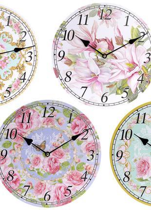 Часы настенные деревянные BonaDi 487-309