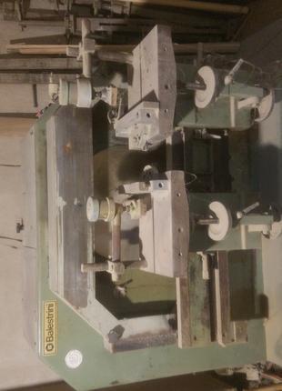 Автоматический шипорезный станок для овального шипа Balestrini 2T