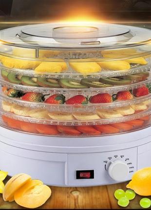 Электрическая сушилка для овощей и фруктов ROYALS rb.959