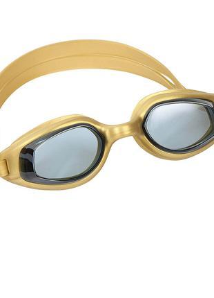 Очки для плавания Bestway 21033, размер L, (14+), обхват ≈ 54-...