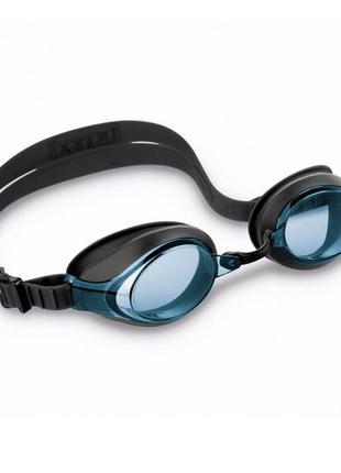 Детские очки для плавания Intex 55691, размер M, (8+), обхват ...