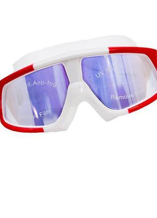 Очки для плавания Bambi D25725, размер M (8+), обхват головы ≈...