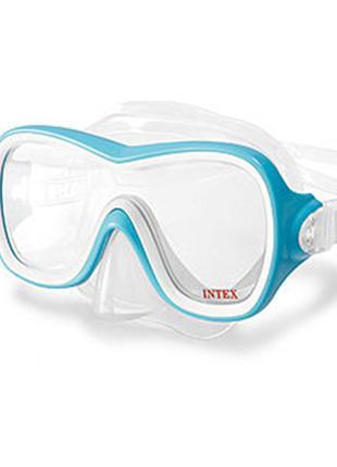 Маска для плавания Intex 55978, размер M, (8+), обхват головы ...