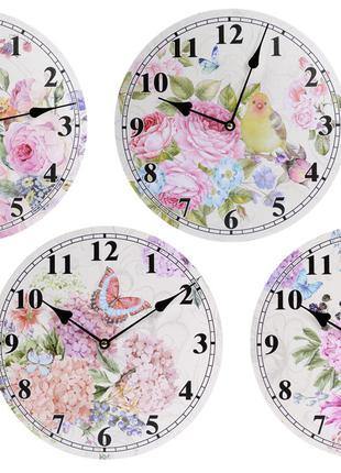 Часы настенные деревянные BonaDi 487-305