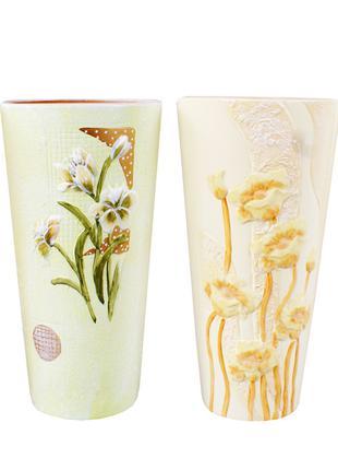 Набор керамических ваз (3шт), 4 вида BonaDi A04169-134