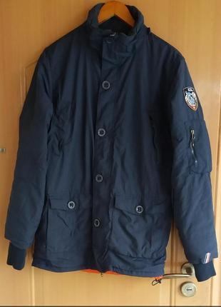 Куртка мужская  норвегия лыжная