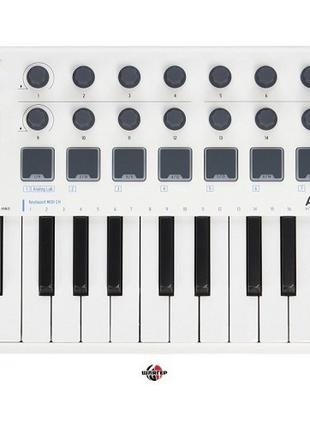 ARTURIA MiniLab MKII MIDI клавиатура 25 дин. клавиш