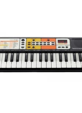 Синтезатор с автоакомпонементом мини Yamaha PSS F30 37 клавиш