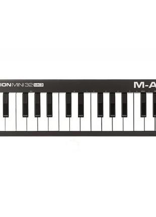 Midi-клавиатура M-Audio Keystation Mini 32 MK3 Midi 32 мини кл...