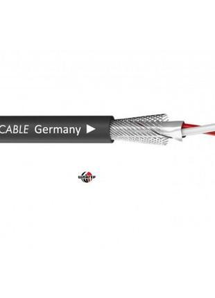 SOMMER SC-GOBLIN BK Микрофонный кабель 2x0,14 mm.