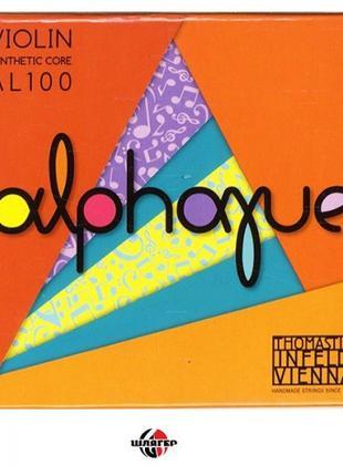 THOMASTIK ALPHAYUE AL100 1/2 Струны для скрипки